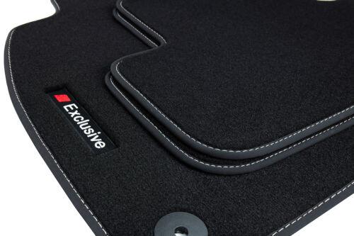 Exclusive-Sport Fußmatten für Audi A5 F5 Coupé  S-Line Quattro ab Bj 2016