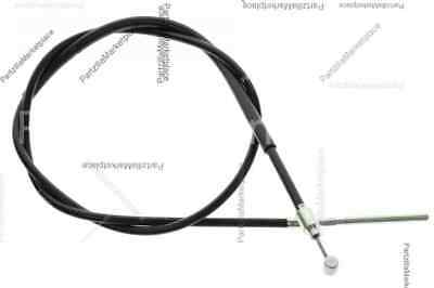 Sports Parts Inc.Rear Hand Brake Cable~2011 Yamaha YFM450 Grizzly 4x4 Auto EPS