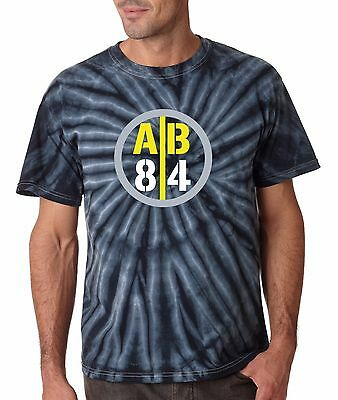 """GOLD Antonio Brown Pittsburgh Steelers /""""Air Brown/"""" jersey T-shirt  S-5XL"""