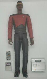 Star Trek The Next Generation Lt Geordi LaForge Custom Figure Diamond Select DST