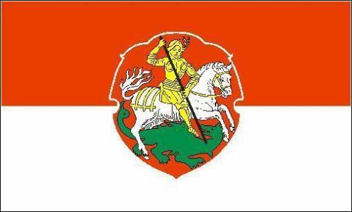Fahne Flagge Bensheim 80 x 120 cm Bootsflagge Premiumqualität