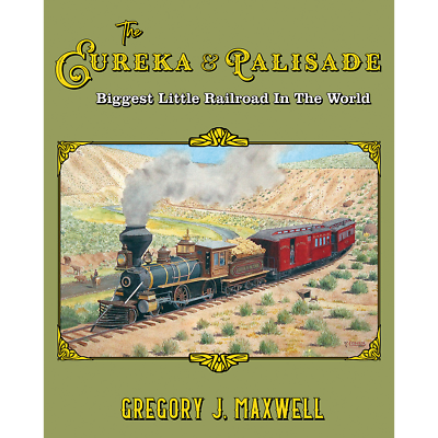 Amabile The Eureka Palizzata, Biggest Little Ferrovia In World -- ( Libro Nuovo 2019)
