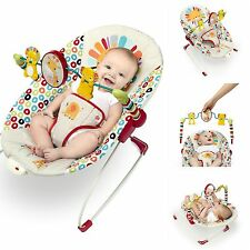 Playful Pinwheels Bouncer Baby Bed Bassinet Seat Boy Gril Chairs NEW!