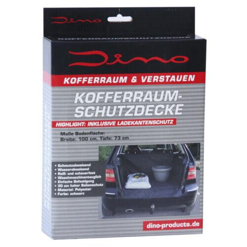Raid-Dino Kofferraum-Schutzdecke inkl. Seitenschutz 100x154cm