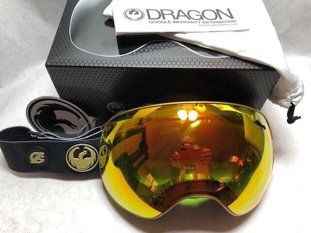 bb7743bf8776 Electric EGX Matte Black Red Mirror Mens Ski Snowboard Goggles