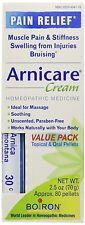 Boiron - Arnica Cream Value Pack Cream and Arnica 30C, 2.5 oz