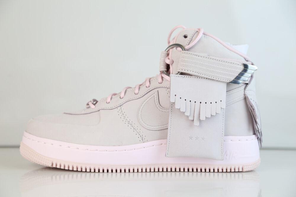 Nike Air Force 1 High SL Lux Easter Pearl rose 919473-600 8-11 air force Chaussures de sport pour hommes et femmes