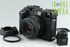 Bronica RF645 Medium Format Film Camera + ZENZANON-RF 45mm F/4 Lens #11742E3