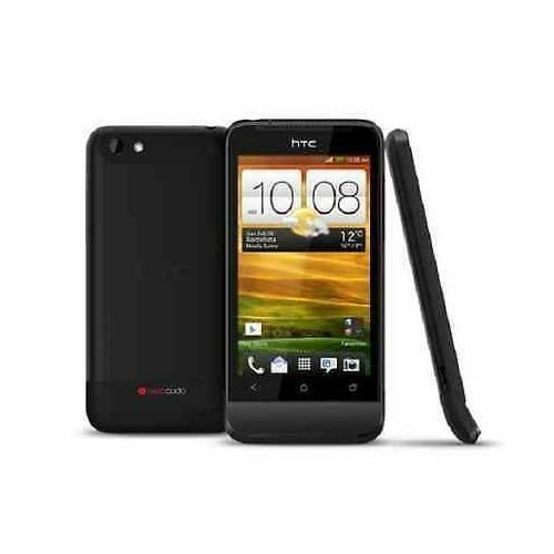 HTC One V 4GB Black Unlocked Smartphone Faulty (Mic) - For Spare Parts/Repairs