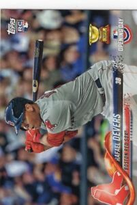 2018-Topps-Opening-Day-Boston-Red-Sox-Team-Set