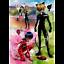 Miraculous-Puzzle-100-elements-Miraculous-Ladybug miniature 1