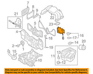 subaru oem 06 07 b9 tribeca engine parts lower cover 21114aa063 ebayimage is loading subaru oem 06 07 b9 tribeca engine parts