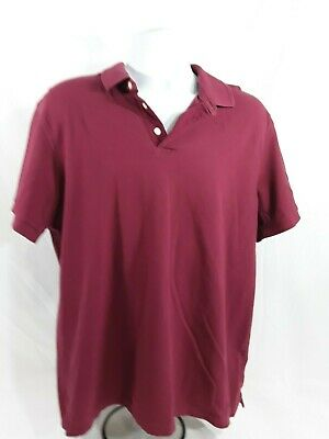 Search For Flights Men's Xl Maroon Club Room Polo T-shirt Men's Clothing