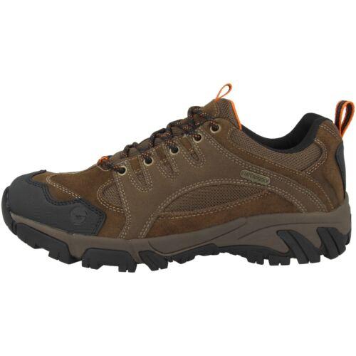 Hi-Tec Auckland II WP Waterproof Schuhe Herren Outdoor Halbschuhe O010039-041-01