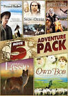5 Movie Adventure Pack, Vol. 2 (DVD, 2014)