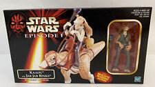 Kaadu and Jar Jar Binks Set Hasbro Star Wars Episode I Collection Action Figure