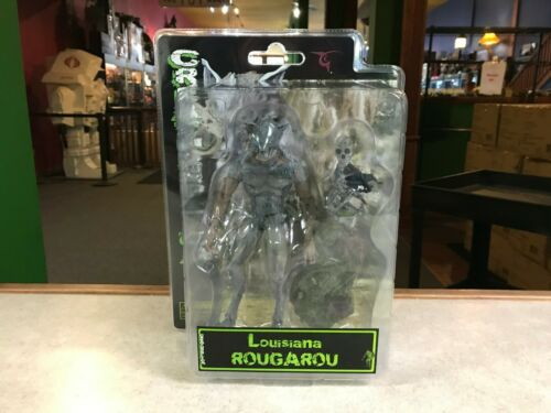 "2017 Creatureplica LOUISIANA ROUGAROU 8/"" Inch Legends Action Figure MOC"