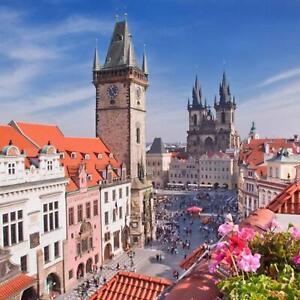 MéThodique Top Prague Escapade Pour 2 Personnes Petit-déjeuner 2x Choix Hôtel Bon 2 Nuits-afficher Le Titre D'origine à Distribuer Partout Dans Le Monde
