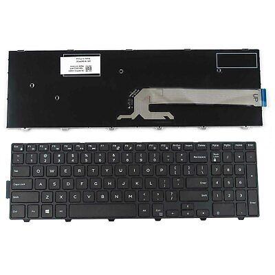 Original New US Black keyboard fit Dell Inspiron 15 3000 Series 3543 5548 0JYP58