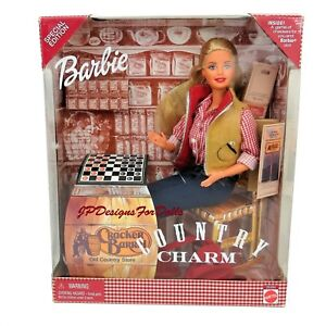 2000-Special-Edition-Barbie-Country-Charm-Doll-New-in-WORN-Box