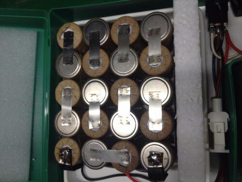 kit secateur de vigne batterie FELCO 24v ni mh 5Ah + de 1 journée d'autonomie