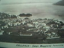 postcard unused old rp pallanza laga maggiore panorama