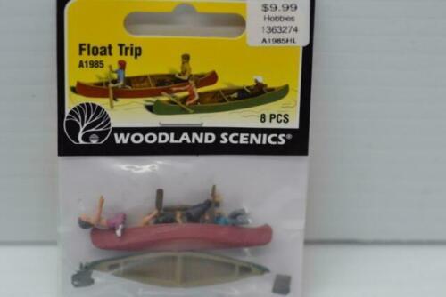 Model Building Hobbies gaixample.org Woodland Scenics HO Canoers ...