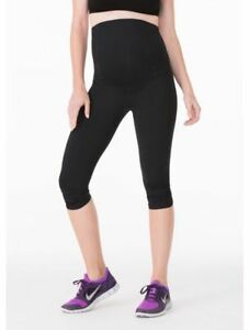 Isabel nero Pannello Active Ingrid Nwt di grande Ft crossover Pant Knee Rawqfq