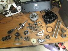 1982 Honda MB5 Cylinder Head Clutch Crankshaft Shift Forks Etc Parts Lot #2