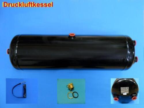 Druckluftkessel 20 L Druckluftbehälter Drucklufttank Luftkessel 206x690 mm L4919