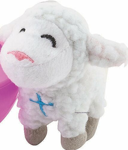Religious Baby Lamb 14 in Doll Clothes Accessory For American Girl Wellie Wisher