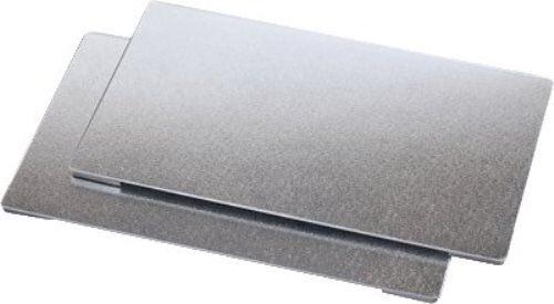 Xavax Herd Abdeckplatten aus Glas 2er-Pack 52x30 cm Schneideplatte Spritzschutz