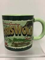 National Lampoon's Christmas Vacation Mug Griswold Chevy Chase 20oz