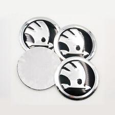 56mm Wheel Hub Caps Emblem Badge Logo Decal Sticker ALFA ROMEO u5630