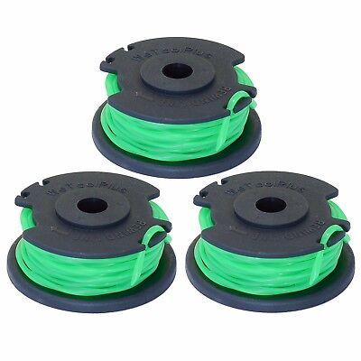 AC14RL3A .065 línea y condensador de ajuste Carrete Para Ryobi 18//24//40V 3 Pack Ryobi One