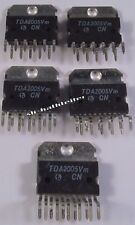 5 Stück HFO (DDR) TDA2005V