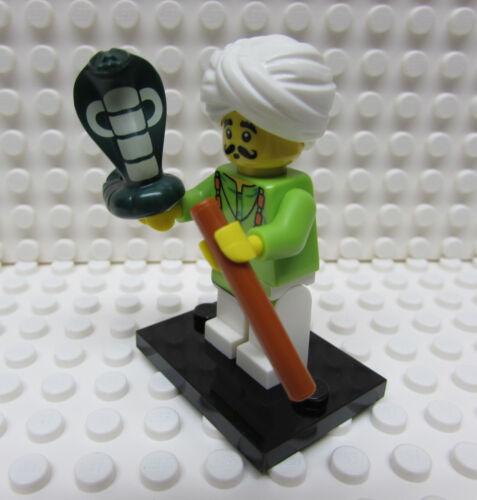 Lego Snake Charmer Minifigure Series 13 New