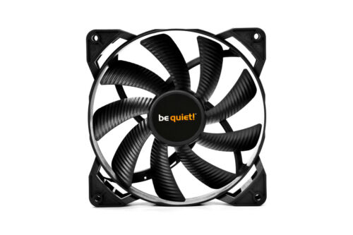 be quiet PURE WINGS 2 QUIET FAN Case 120mm PWM 1500RPM SILENCE-OPTIMIZED BLADES