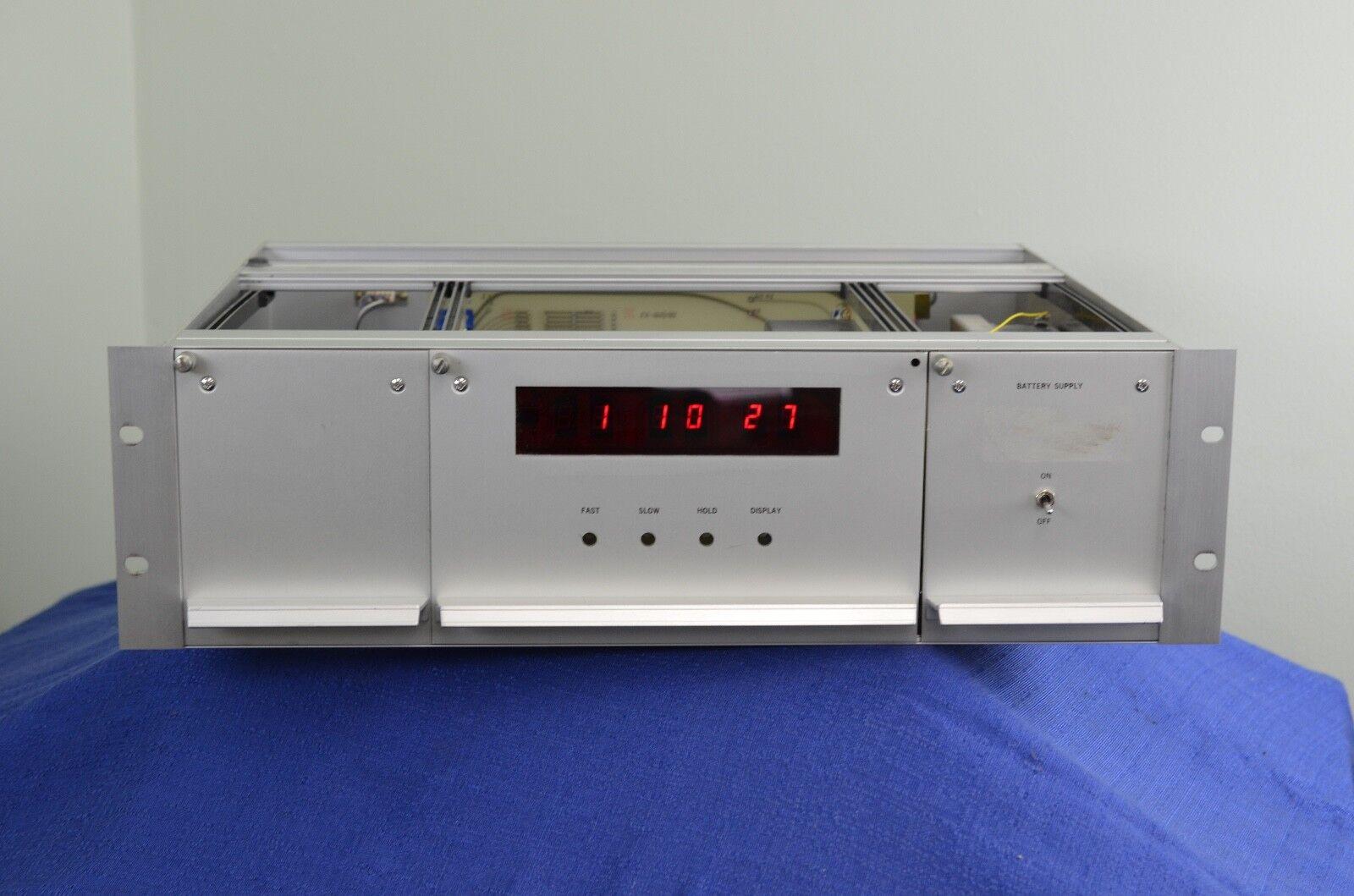 Ese Uhr Model es 160,1 Klassischer Rundfunk Uhr Arbeits Es-160