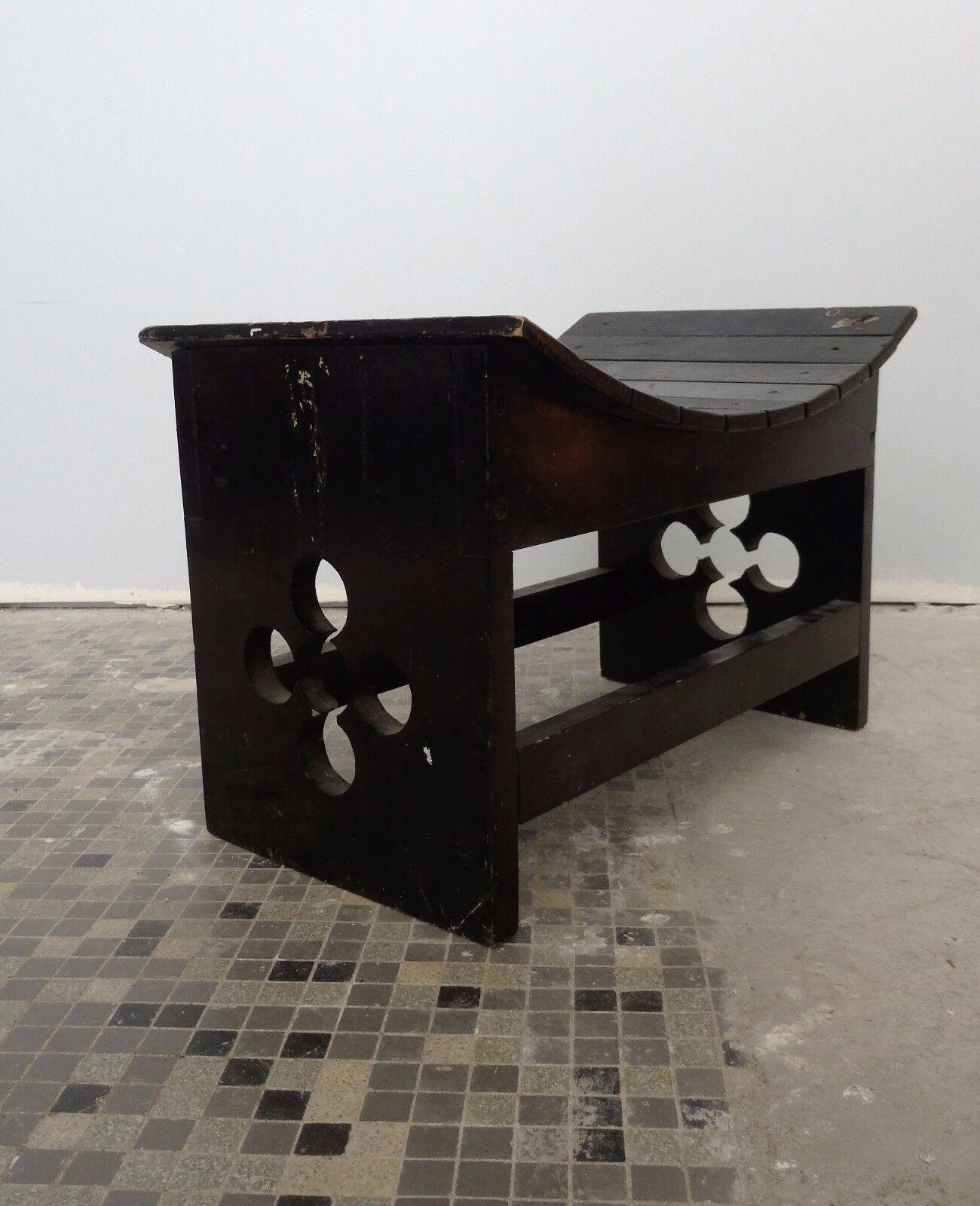 Tabouret en bois neroci Design  stool