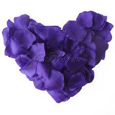 1000 Silk Flower Rose Petals Wedding Party Valentine Confetti Venue Decoration