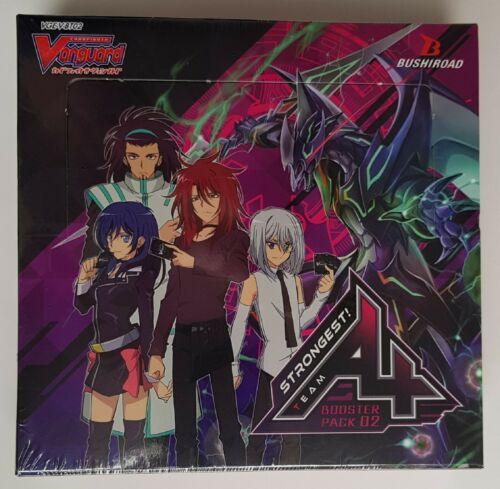 CARDFIGHT VANGUARD BOOSTER BOXES Various Expansions Available PLUS PROMOS