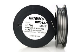 TEMCo-Kanthal-A1-wire-16-Gauge-50-Ft-Resistance-AWG-A-1-ga