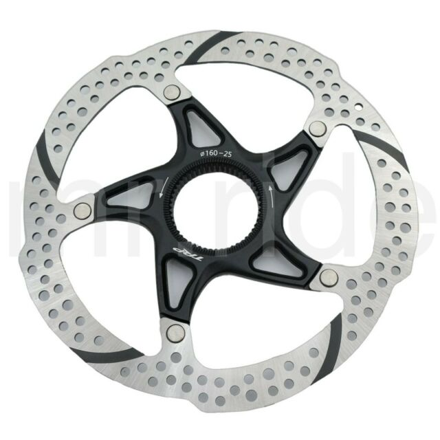 TRP Heat Dispersion Centerlock TRP-25 brake rotor for MTB 140mm//160mm//180mm