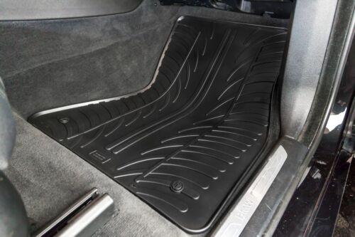 Design Passform Gummimatten Gummi Fußmatten für VW T-Roc SUV ab 12.2017/>