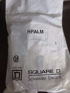 SQUARE D HPALM HANDLE PADLOCK ATTACHMENT - NEW SURPLUS in SEALED BAGS