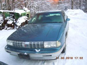 1992 Oldsmobile Ninety-Eight Regency Berline