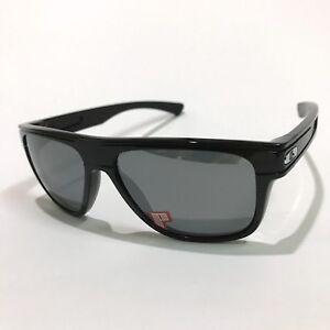 Oakley Sunglasses * Breadbox 9199-03 Polished Black w/ Black Iridium Polarized