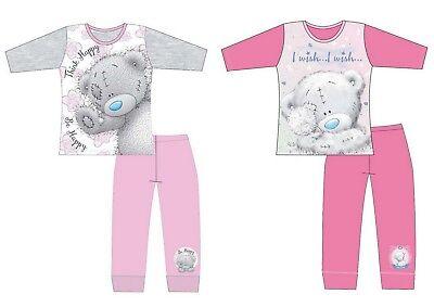 Filles Enfants Adolescente Me to You Tatty Teddy Manches Longues Pyjamas Pjs 5 12 ans | eBay