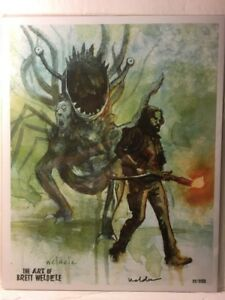 The-Thing-8x10-Print-Signed-by-Artist-Brett-Weldele-1500-The-Bam-Box-COA